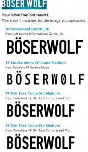 Böser_Wolf_results