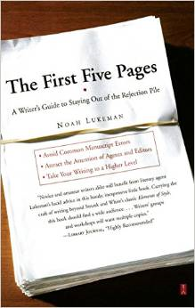 "Schreibratgeber Lukeman ""The First Five Pages"""
