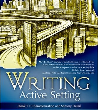Die Kulisse: Writing active setting