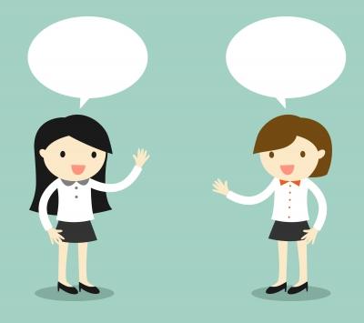 Gestelzte Dialoge – ein Beispiel